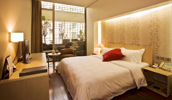 Hotel Kapok Beijing: 庭院客房(大床/双床)Courtyard Room(Double or Twin)