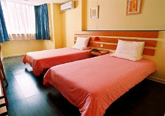 Home Inn (Hefei Gaoxin District): 标准双人间