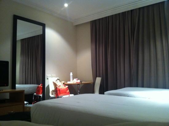 Travelodge Hotel Blacktown: 房间很干净舒适