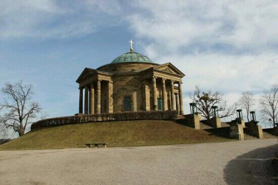 Sepulchral Chapel (Grabkapelle): sepulchral chapel