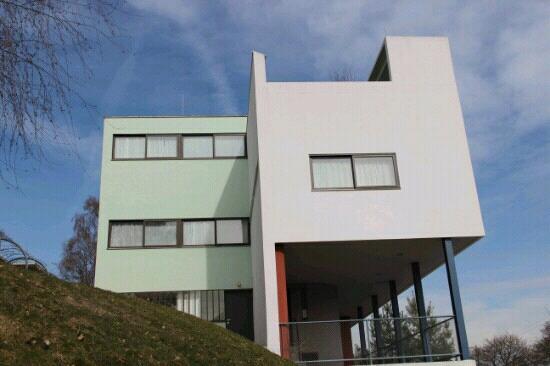 Weißenhofsiedlung: weissenhof