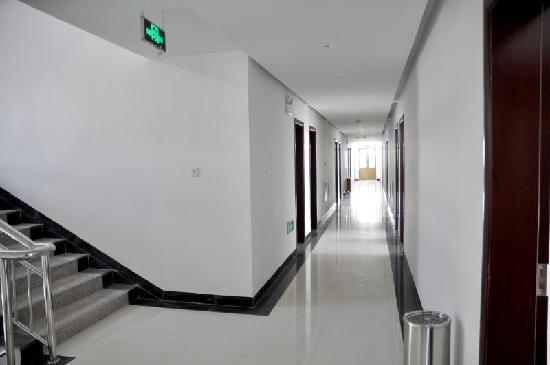 Wanghai Deyuelou Hotel: 走廊
