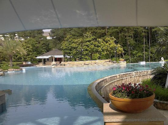 New Century Resort Qiandao Lake Hangzhou: 室外游泳池