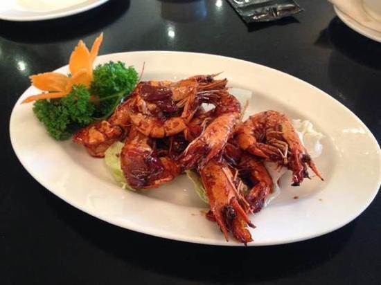 No Signboard Seafood Restaurant : v