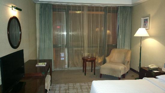 Xi Mei Business Hotel: 房间全貌