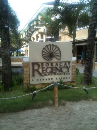 Boracay Regency Restaurant: 丽京