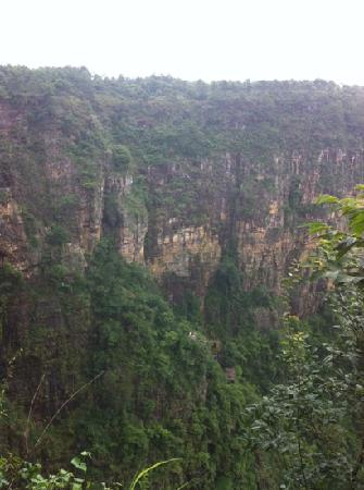 Ruyuan Canyon: 大峡谷