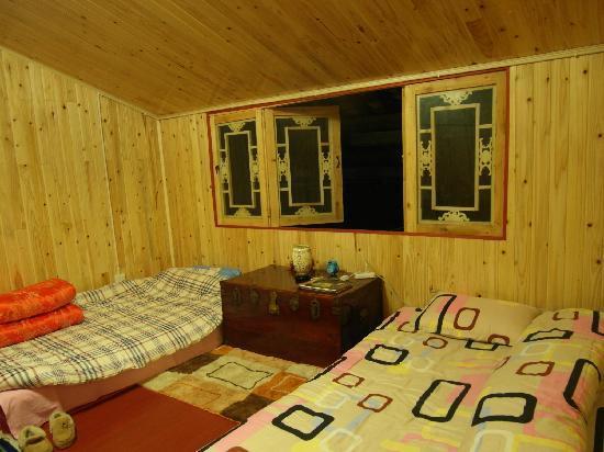 Zuwu Inn: 卧室
