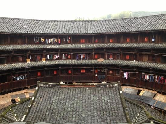 Nanjing County, China: 怀远楼