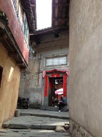 Ta'xia Village : 村中老屋