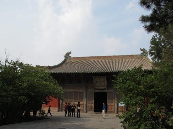 Ruicheng County, Cina: 永乐宫