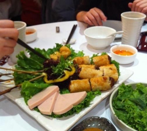 Golden Bull French Vietnamese Cuisine: v