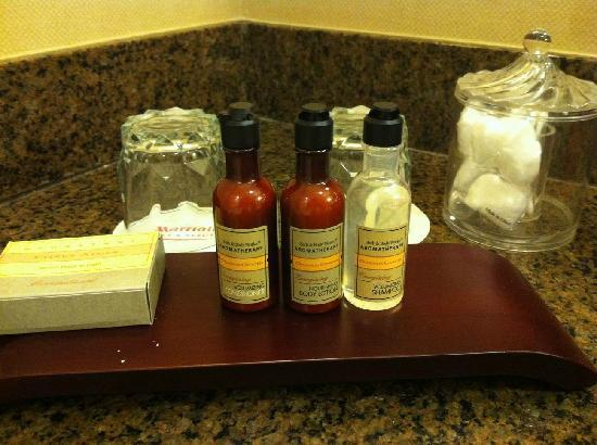 Chicago Marriott at Medical District/UIC: Bath & Body works