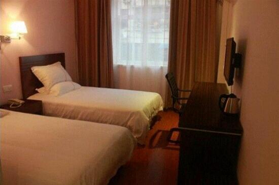 Yiting 6+e Hotel Shanghai Lujiazui: 酒店标准间