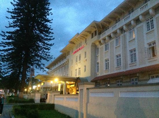 Du Parc Hotel Dalat : 酒店外观