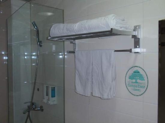 GreenTree Inn Shanghai Hongqiao Airport No.2 Express Hotel: 浴室