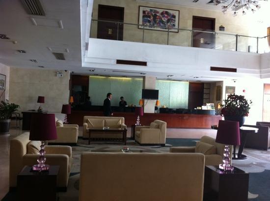 Jinze Hotel Huizhou : 惠州西湖金泽酒店