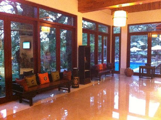 Landison Hotel Zhoushan: 酒店大堂