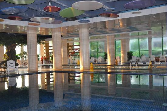 Lexue Spa: 游泳馆
