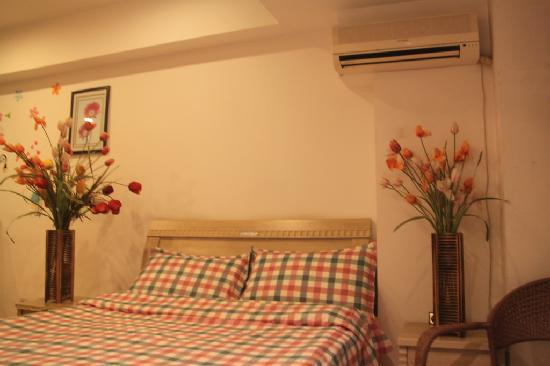 Haizhilian Self-service Apartment Hotel : 温馨家庭房