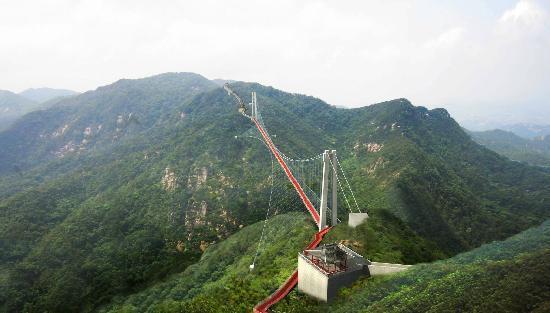 MengshanTianmeng Nature Reserve