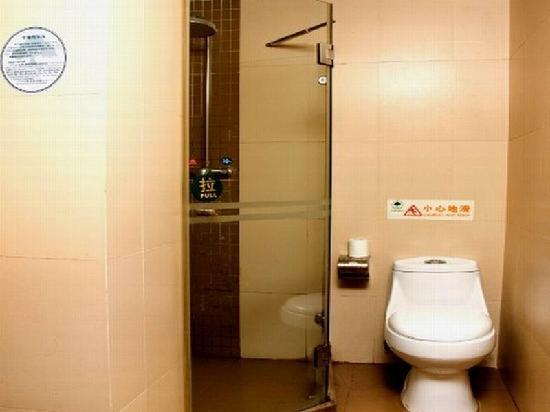Wanxin Huixuan Hotel Shanghai Nanjing East Road Pedestrian : 厕所