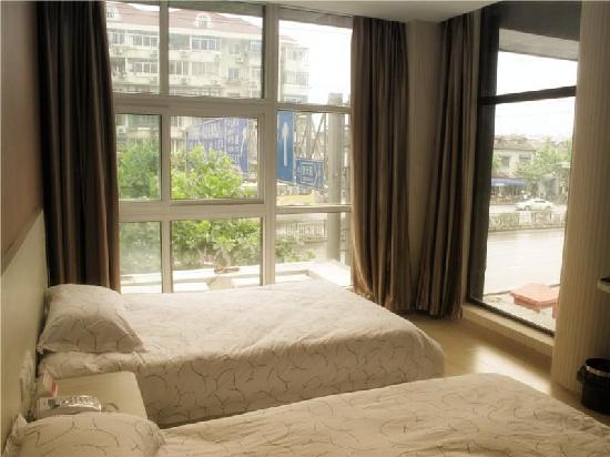 GreenTree Alliance Shanghai Chenghuang Temple Bund Hotel: 客房