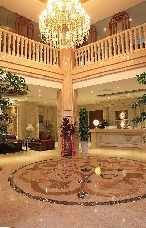Shangdao Holiday Hotel: 大厅
