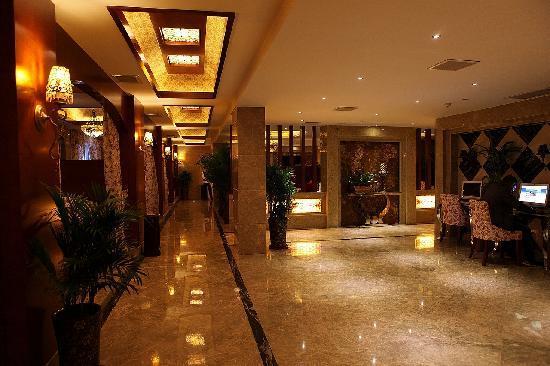 Shangdao Holiday Hotel: 上岛咖啡