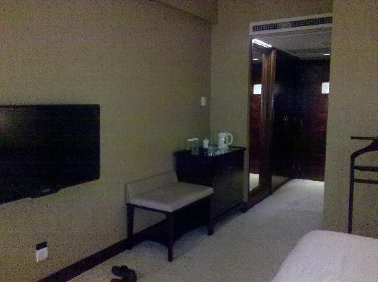 Guangzhou Grand International Hotel: 客房
