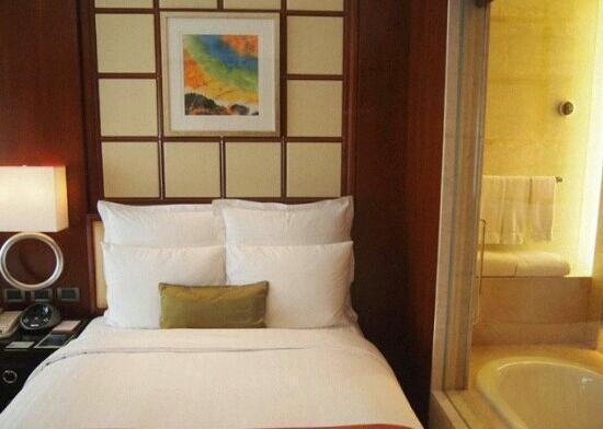 Shanghai Marriott Hotel City Centre: 酒店客房