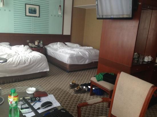 Paradise Hotel : 高级商务标准间