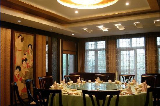 Zijin Holiday Resort: 餐厅包厢