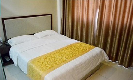 Huanghe Building Hotel: 酒店大床房