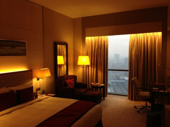 Grand Metropark Hotel Kunshan : 房间内景