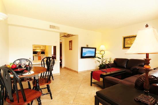 Scottsdale Park Suites: 休闲舒适