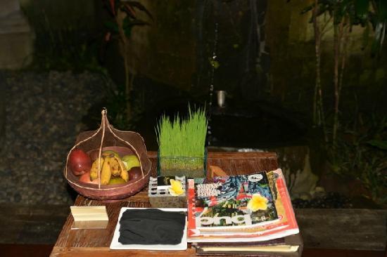 Bidadari Private Villas & Retreat - Ubud: fruit