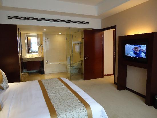 Tongdu International Hotel: 行政套间