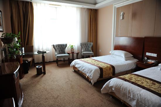 Yilong Hotel: 行政标间