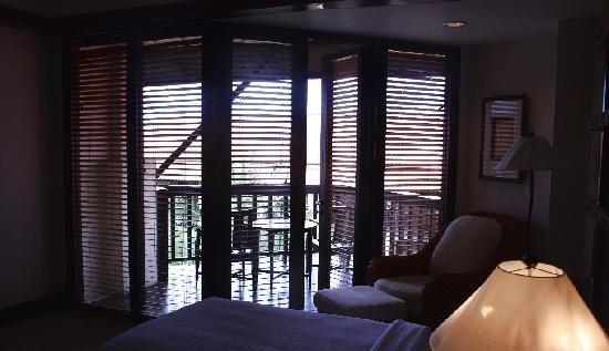 Azaya Villas : 房间