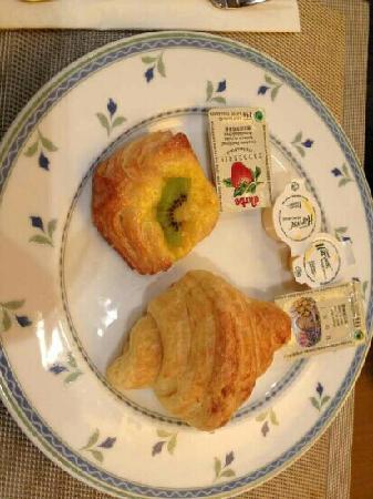 Zhaolong Hotel : 早餐甜点