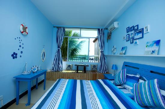 Yimi Hai'an Seaview Villa Inn : 高级海景房