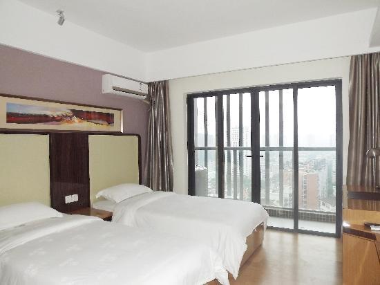 Poly Cullinan Apartment Hotel Tianxi
