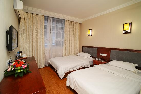 Imperial City Hotel: 庭院标间