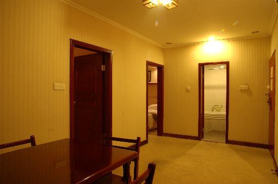 Taoyuan Hotel: 四人家庭套房