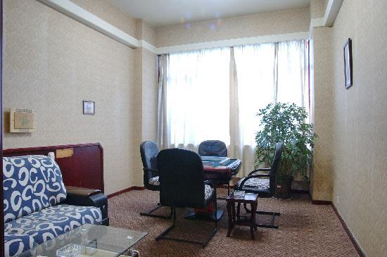 Taoyuan Hotel: 棋牌室