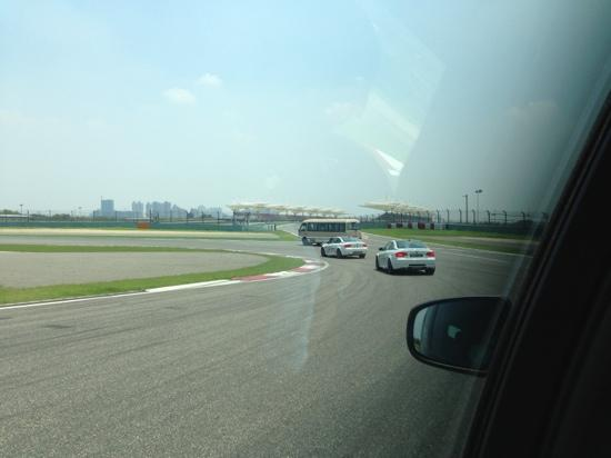 Shanghai Circuit: 赛车场