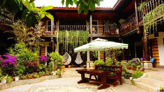 Wangjia Bieyuan Inn