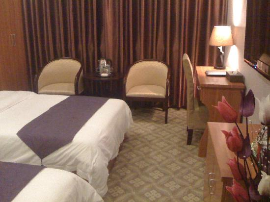 Tianming Business Hotel: 标准间