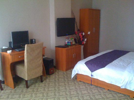 Tianming Business Hotel: 套房
